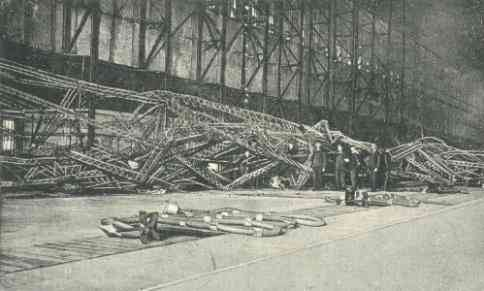 Destroyed Zeppelin 1