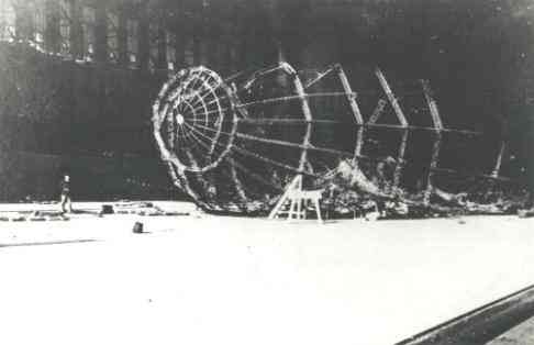 Destroyed Zeppelin 2